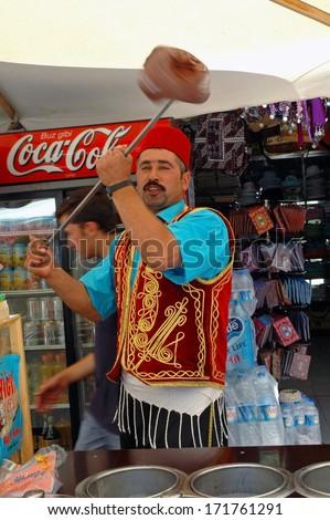 Ice Cream Vendor Stock Photos, Images, & Pictures ...  Ice Cream Vendo...