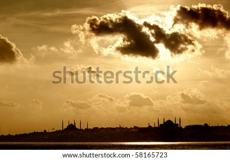 Istanbul. Turkey - stock photo
