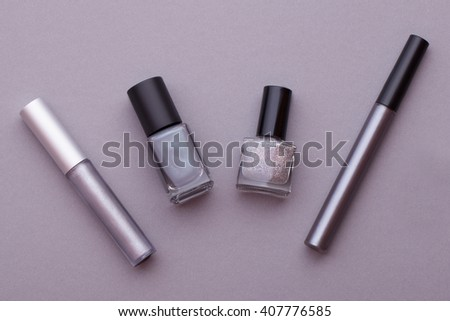 It is a good idea for cosmetics advertising. - stock photo