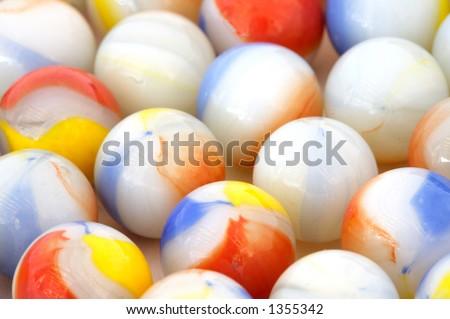 it is a macro of a marble group - stock photo