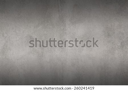 It is Design on cement with shadow for pattern and background. - stock photo