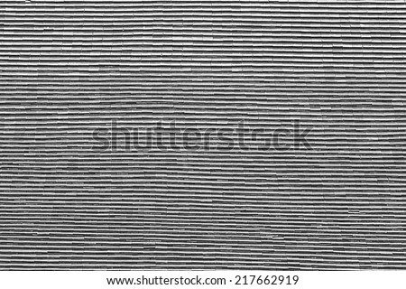 It is Roof texture for pattern and background. - stock photo