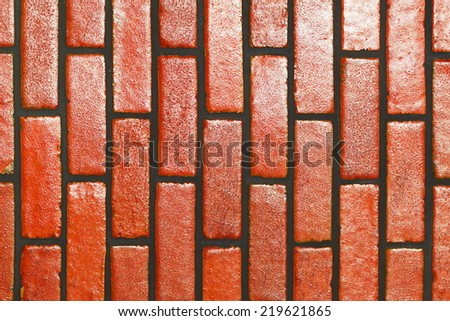 It is Tile wall for pattern and background. - stock photo