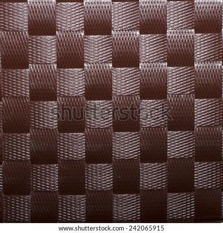 It is Woven texture for pattern. - stock photo