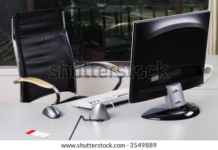 IT Office - stock photo