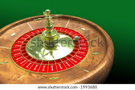 It's a win-win situation with a roulette wheel showing only ones