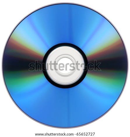 It's DVD (CD) disk with very important software