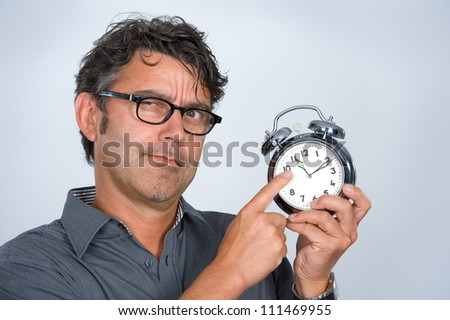 it's high time - stock photo