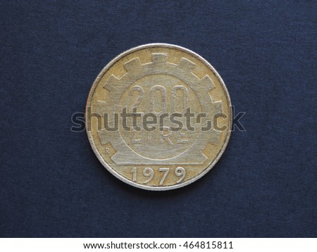 italian lira itl and ukrainian hryvnia uah currency