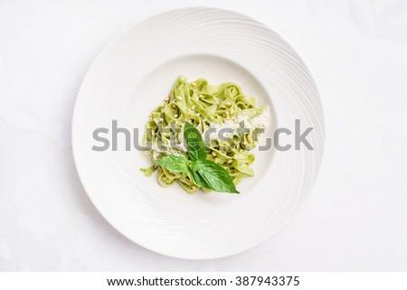 Italian pasta - stock photo