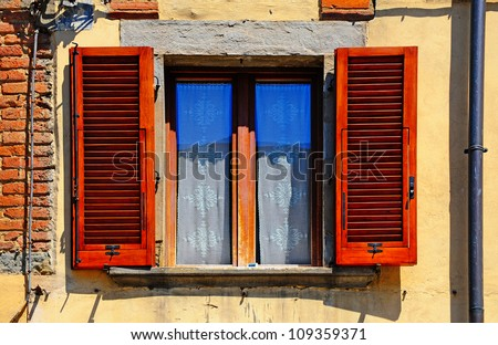 Italian Window Stock Images Royalty Free Images Amp Vectors