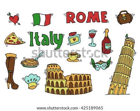 Stock photos royalty free images vectors shutterstock - Food design roma ...