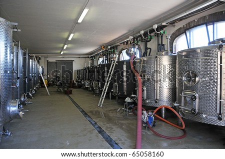 Italy: winemaking (Chianti)
