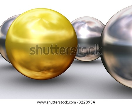 its gold - stock photo