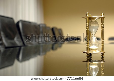 its time for business business time concept - stock photo