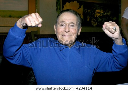 Jack LaLanne - stock photo