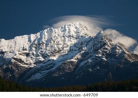 Jack Mountain - stock photo