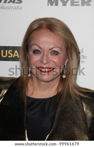 Jacki Weaver at the G'Day USA Australia Week 2011 Black Tie Gala, Hollywood Palladium, Hollywood, CA. 01-22-1