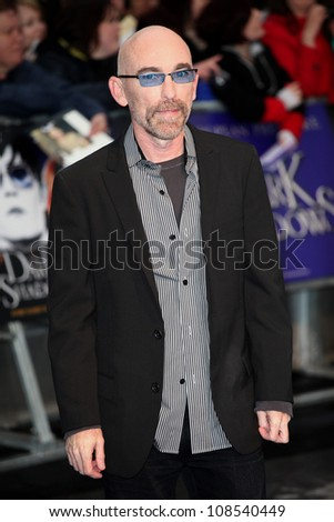 Jackie Earle Hayley arriving for the European Premiere of 'Dark Shadows' at Empire Leicester Square, London. 09/05/2012 Picture by: Alexandra Glen / Featureflash