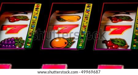 Jackpot - stock photo