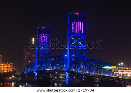 Jacksonville Blue Bridge