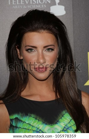 Jacqueline MacInnes Wood at the 39th Annual Daytime Emmy Awards, Beverly Hilton, Beverly Hills, CA 06-23-12