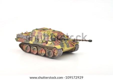 Jagdpanther tank - stock photo