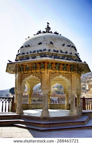 Jaipur, India - Asian continent - stock photo