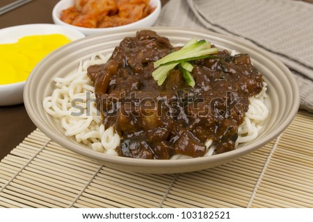 jajangmyun chinese - photo #20