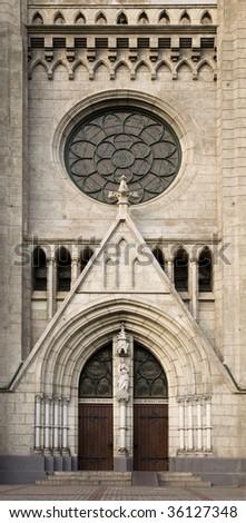 Jakarta Cathedral - stock photo