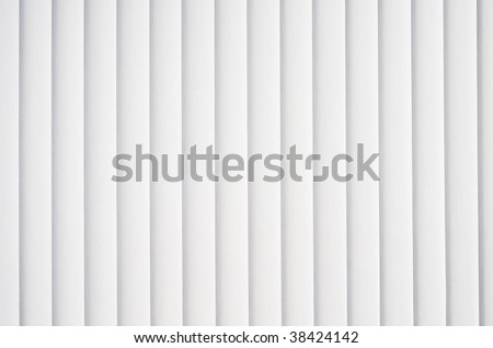 Jalousies having a cloth foundation. Can be used as background. - stock photo