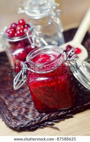 jam - stock photo