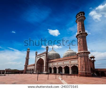 delhi muslim Iii the establishment of the delhi sultanate  meanwhile, early in 1193, aibak had occupied delhi, the future seat of muslim power in india.