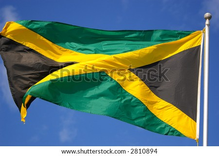 jamaica - stock photo