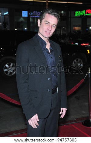 "James Marsters at the world premiere of ""P.S. I Love You"" at Grauman's Chinese Theatre, Hollywood. December 9, 2007  Los Angeles, CA Picture: Paul Smith / Featureflash"