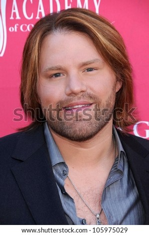 James Otto at the 44th Annual Academy of Country Music Awards. MGM Grand Garden Arena, Las Vegas, NV. 04-05-09
