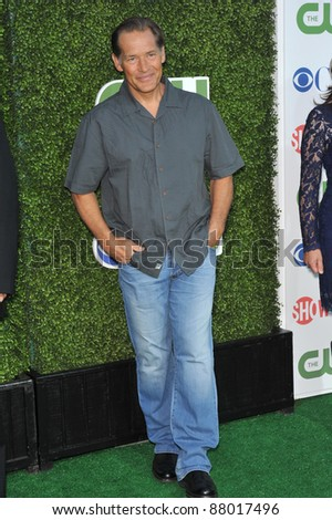 "James Remar - star of ""Dexter"" - at CBS TV Summer Press Tour Party in Beverly Hills.  July 28, 2010  Los Angeles, CA Picture: Paul Smith / Featureflash"