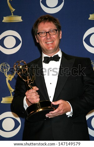 James Spader at the 2005 Primetime Emmy Awards Shrine Auditorium September 18, 2005