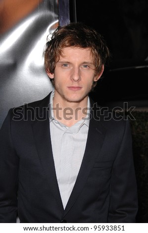 "JAMIE BELL at the Los Angeles premiere of ""Flags of our Fathers"". October 9, 2006  Los Angeles, CA Picture: Paul Smith / Featureflash"