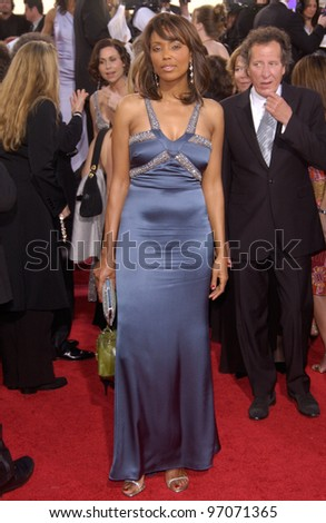 Jan 16, 2005; Beverly Hills, CA: Actress AISHA TYLER at the 62nd Annual Golden Globe Awards at the Beverly Hilton Hotel.