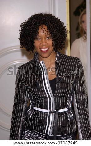 Jan 13, 2005; Beverly Hills, CA; Actress REGINA KING at a party by In Style Magazine and the Diamond Trading Company at the Beverly Hills Hotel to kick off the 2005 Award Season.