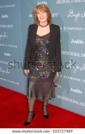 Jan Chapman at the Los Angeles Premiere of 'Bright Star'. Arclilght Holywood, Hollywood, CA. 09-16-09 - stock photo