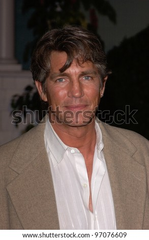 Jan 23, 2005; Los Angeles, CA: Actor ERIC ROBERTS at ABC TV's All Star Party on the Desperate Housewive lot at Universal Studios, Hollywood. - stock photo