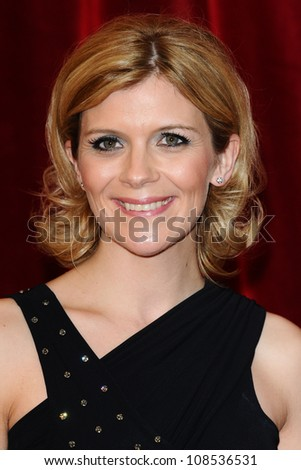 Jane Danson arriving for the British Soap Awards 2012 at London TV Centre, South Bank, London. 28/04/2012 Picture by: Steve Vas / Featureflash