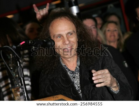 January 17, 2007. Slash, Ronnie James Dio and Terry Bozzio Inducted into Hollywood's RockWalk held at the Guitar Center Hollywood's RockWalk in Hollywood, California United States.