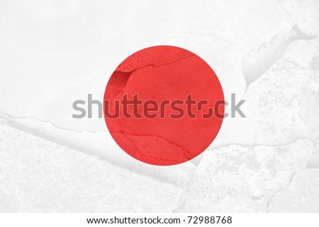 Japan Earthquake & Tsunami - stock photo