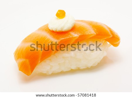 japan traditional food - stock photo