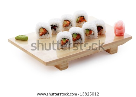 Japanese cuisine: seafoods and other