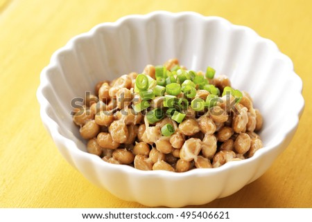 Japanese fermented soybeans