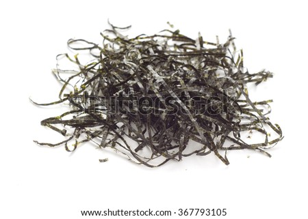 Japanese Nori Strands. Non Sharpen